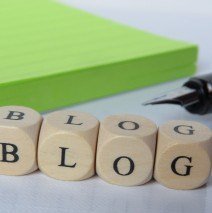 Don't Be Afraid To Blog
