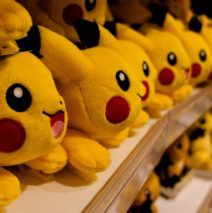 Pokemon Go:  Charmanders and Copyrights
