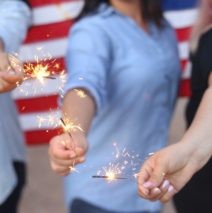 Fourth of July Keyword List